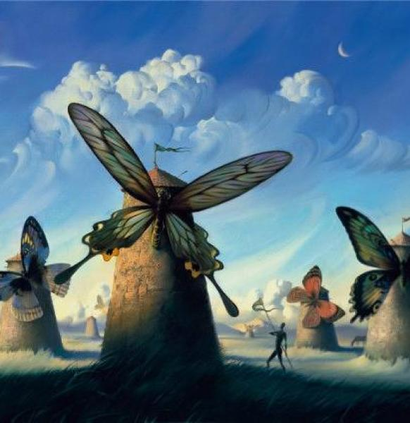 Crazy Awesome Paintings -fauna_in_la_mancha600_424