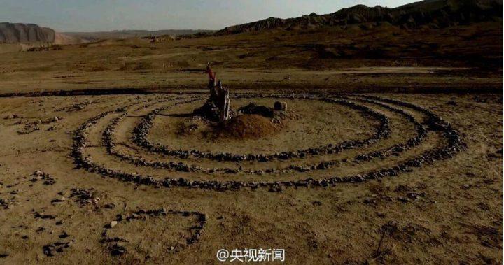 Stone-Circles-of-Turpan-Basin