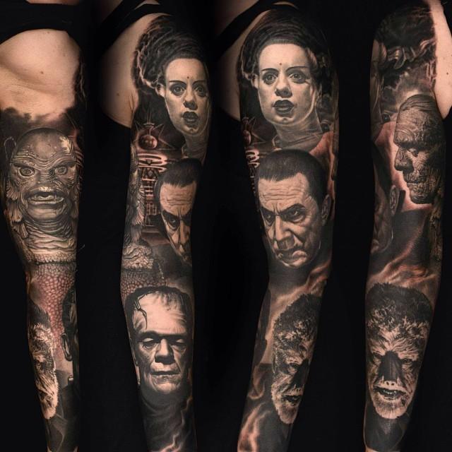 The Tattoo Art Of Nikko Hurtado 02