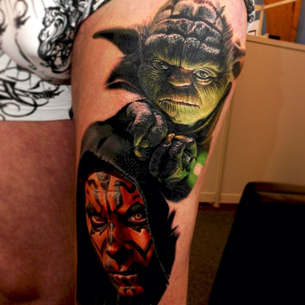 The Tattoo Art Of Nikko Hurtado 05
