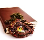 Amazing Hand-Made Dragon Eye Necklaces Every Dragon Fan Needs