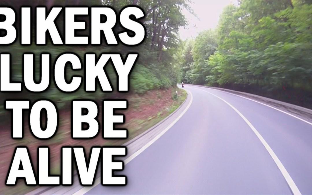 Lucky Bikers Around The World