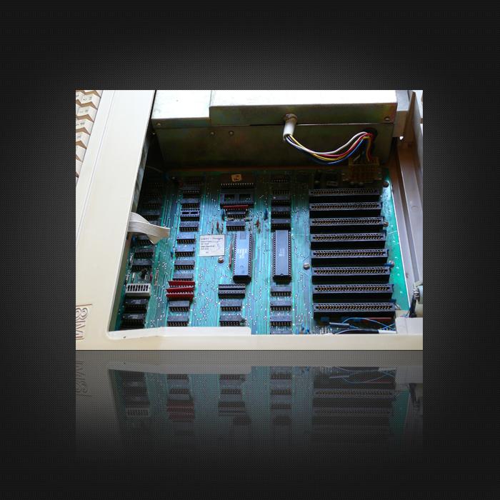 Правец 8М (Pravetz 8M) motherboard