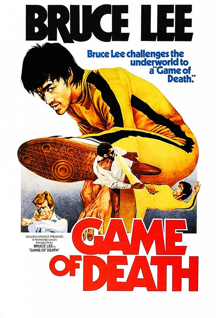 Top 5 Bruce Lee's Movies - Game Of Death Cover