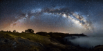Amazing Milky Way Galaxy Photographs By Michael Shainblum