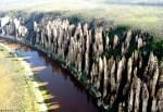 Stone Trees of Yakutsk