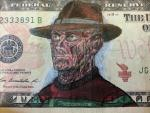 20 Amazing Paintings on Dollar Bills
