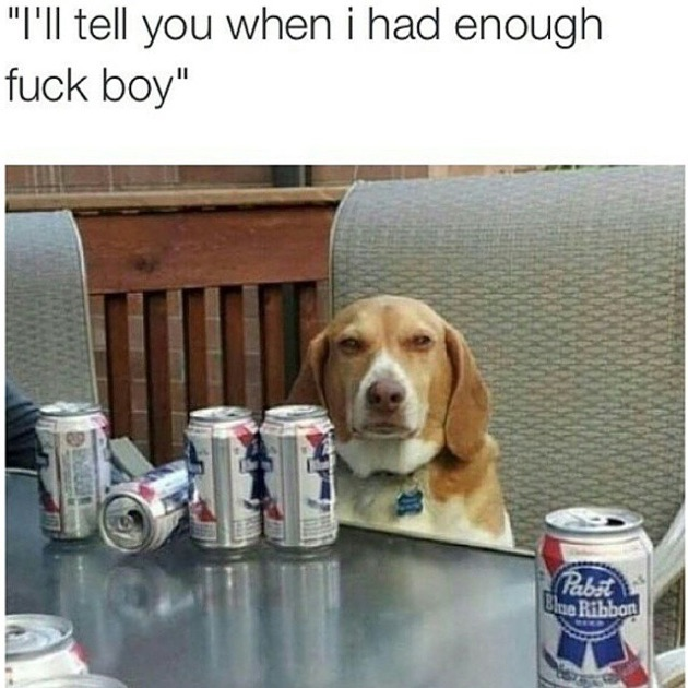 Animals with Drinking problems