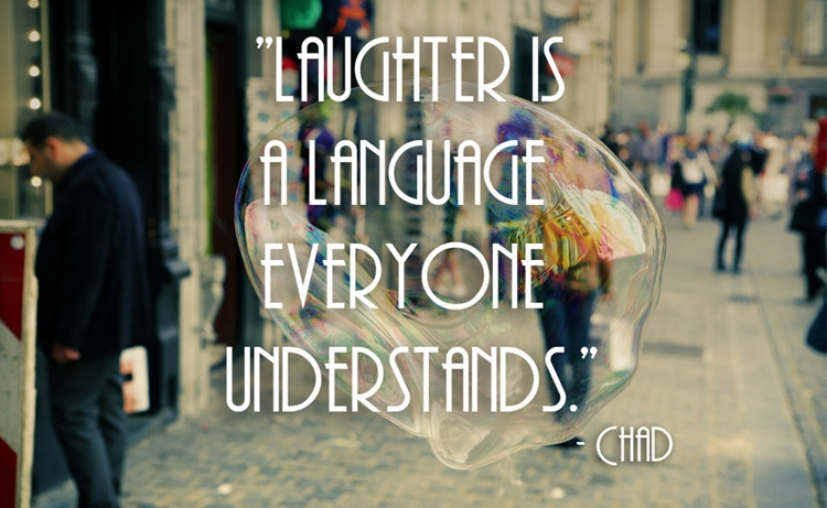 21 Beautiful And Inspirational Proverbs From Around The World - Laughter - Chad