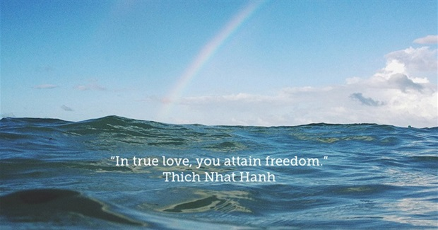 Thich Nhat Hanh: The 4 Aspects of True Love