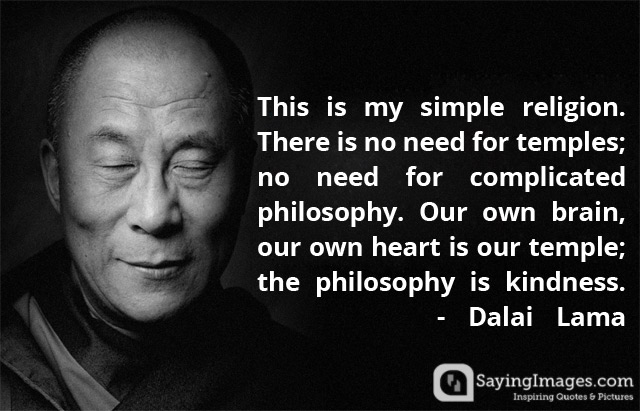 Famous Dalai Lama Quotes with Pictures 1