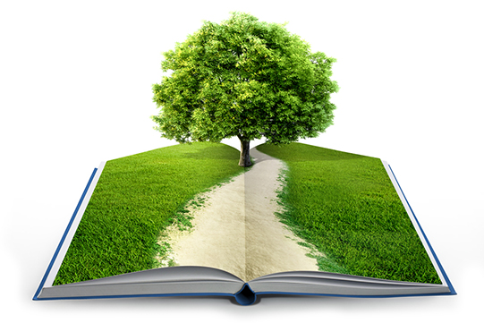 Publishers Invent New Book That Grows Into A Tree When Planted