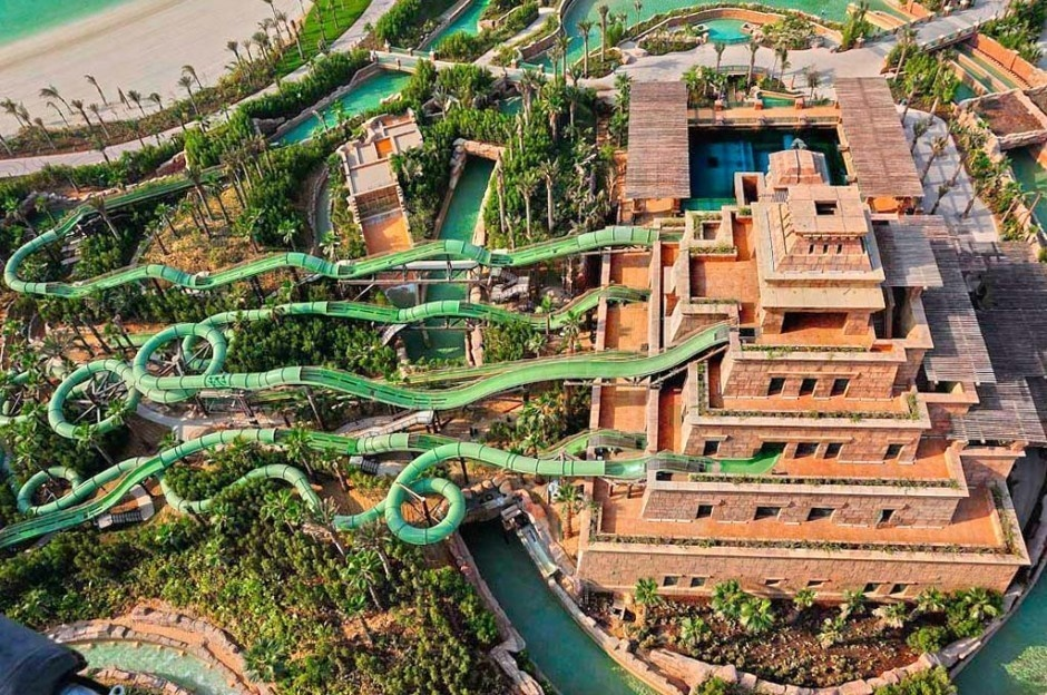 The World's 25 Scariest Water-slides