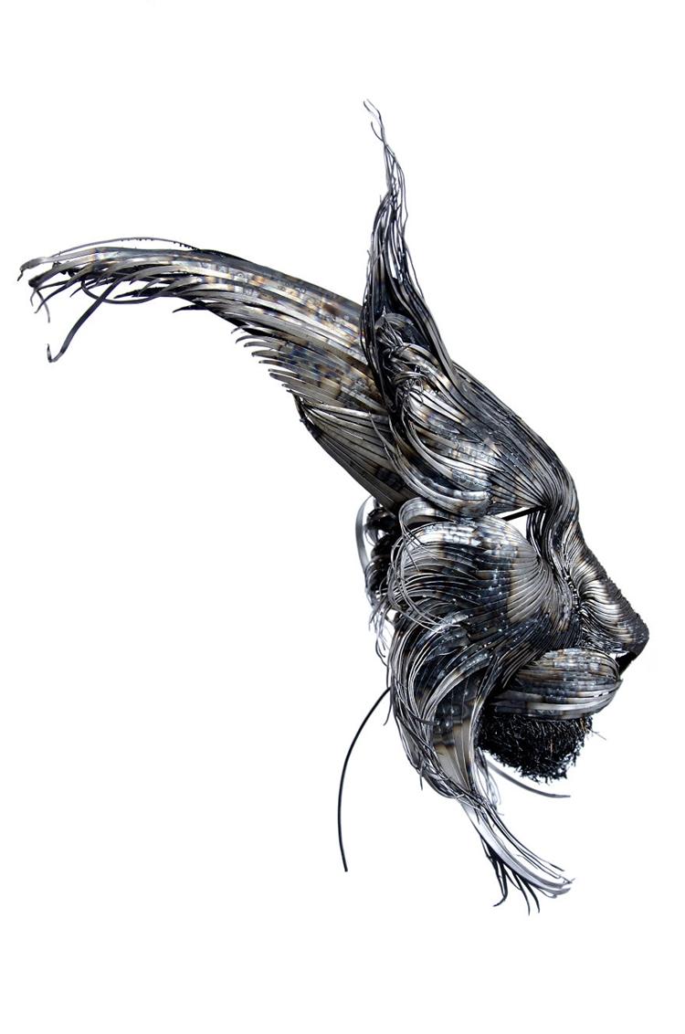 metal-animal-masks-lynx-profile