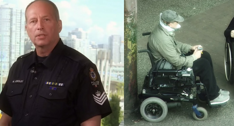 Police went undercover to catch criminals. Their failure was inspiring.