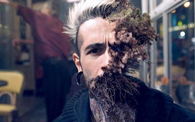 Powerful Photos Of People Devoured By Mother Nature