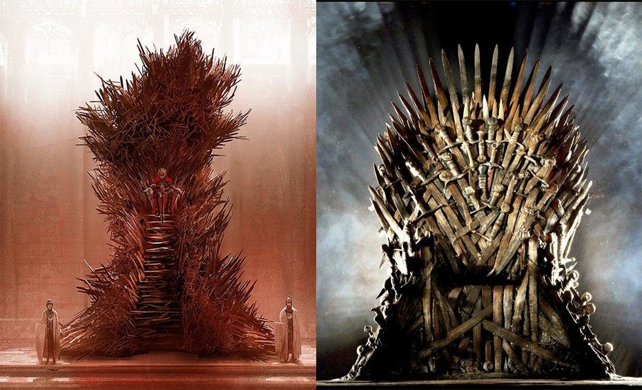 "Comparing 30 ""Game Of Thrones"" Book Characters To Those On The TV Screen"