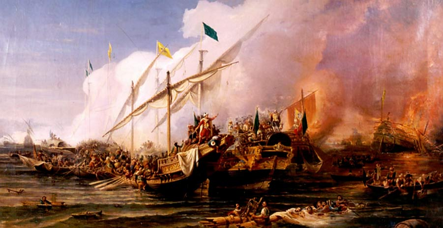 Hayreddin Barbarossa was one of the most notorious pirates of his day