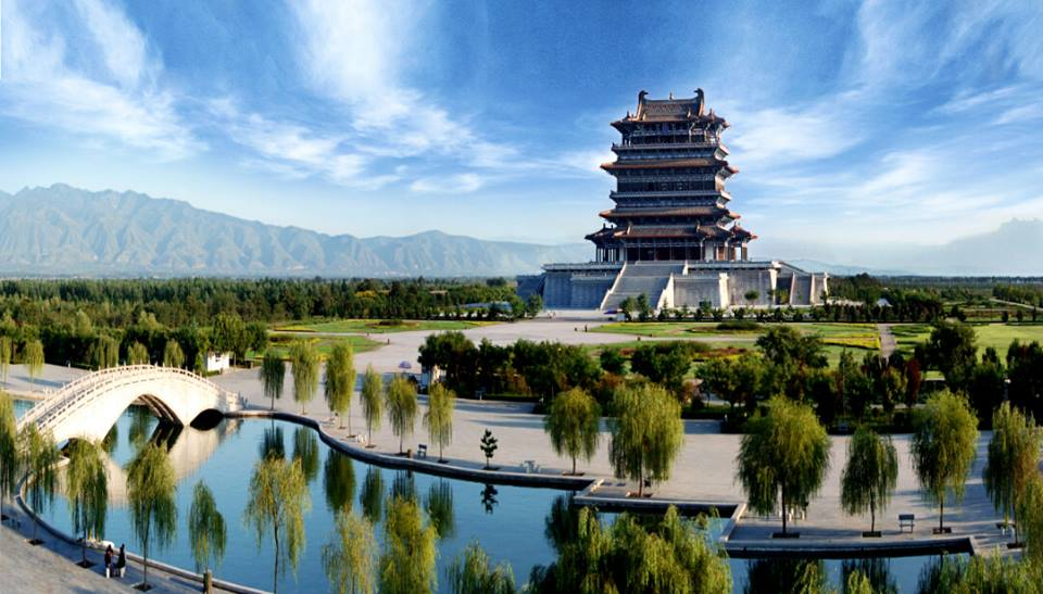 Guanque Tower Is One Of The Most Famous Towers in Ancient China