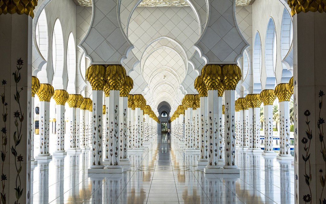 Incredible photographs of some of the world's holiest buildings