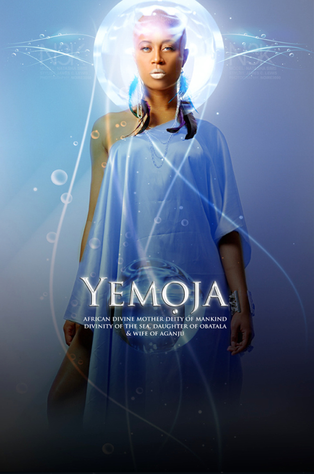 Remarkable Images of African Orisha Deities - Yemoja