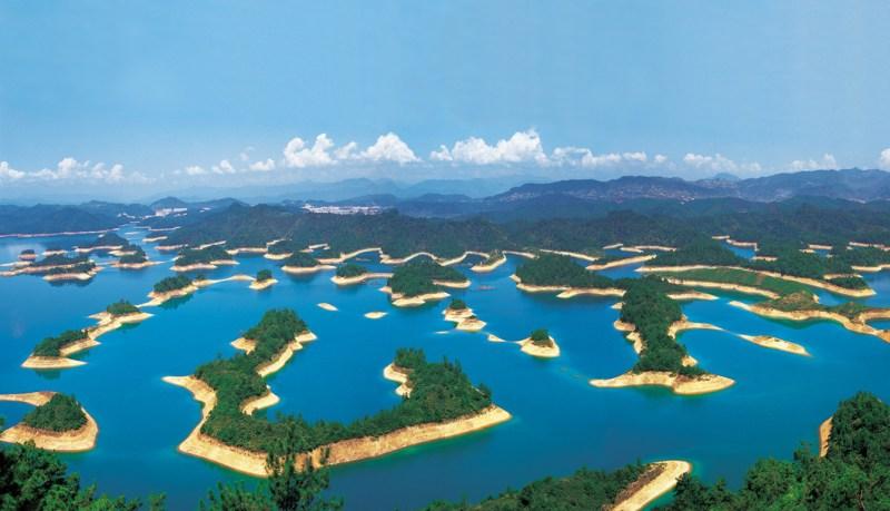 Thousands Islands Lake