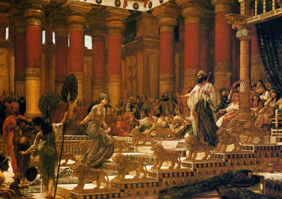 King Solomon's Mines Discovered: Kings and Pharaohs – Part I