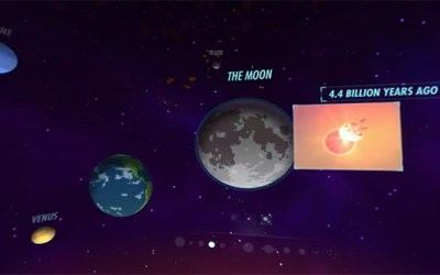 Explore The Solar System – 360