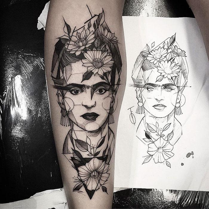 frida-kahlo-tattoo