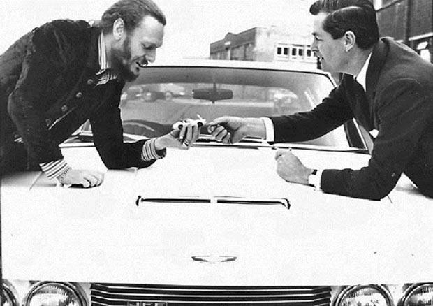 Rock Stars Cars - 17. Ginger Baker – Jensen FF