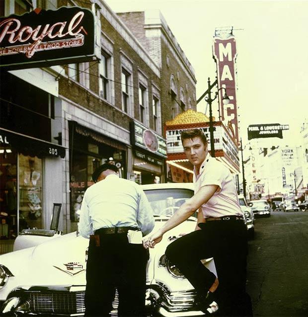 Rock Stars Cars - 18. Elvis – Cadillac Eldorado Seville