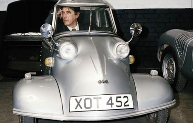 Rock Stars Cars - 19. Bryan Ferry – Messerschmitt KR200