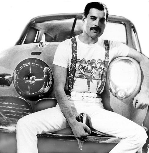 Rock Stars Cars - 2. Freddie Mercury – Studebaker Champion