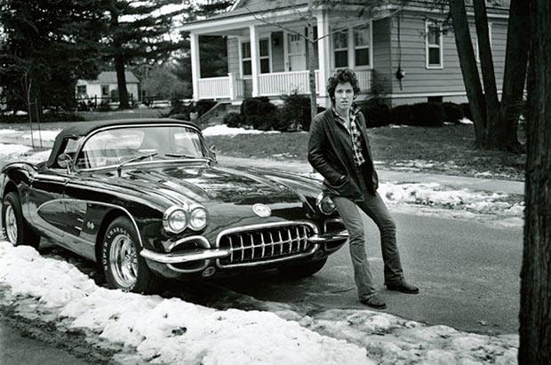 Rock Stars Cars - 4. Bruce Springsteen – Chevy Corvette