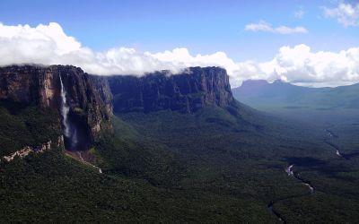 Angel Falls, Venezuela – 360° Video