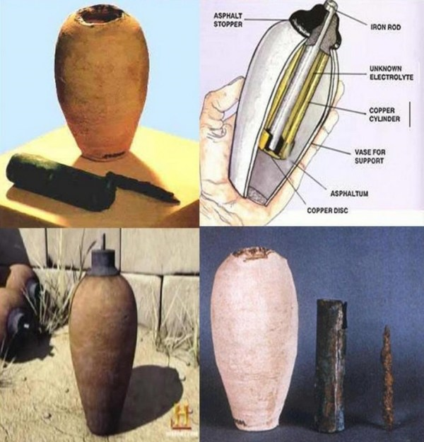 Unexplained Historical Objects - The Baghdad Battery