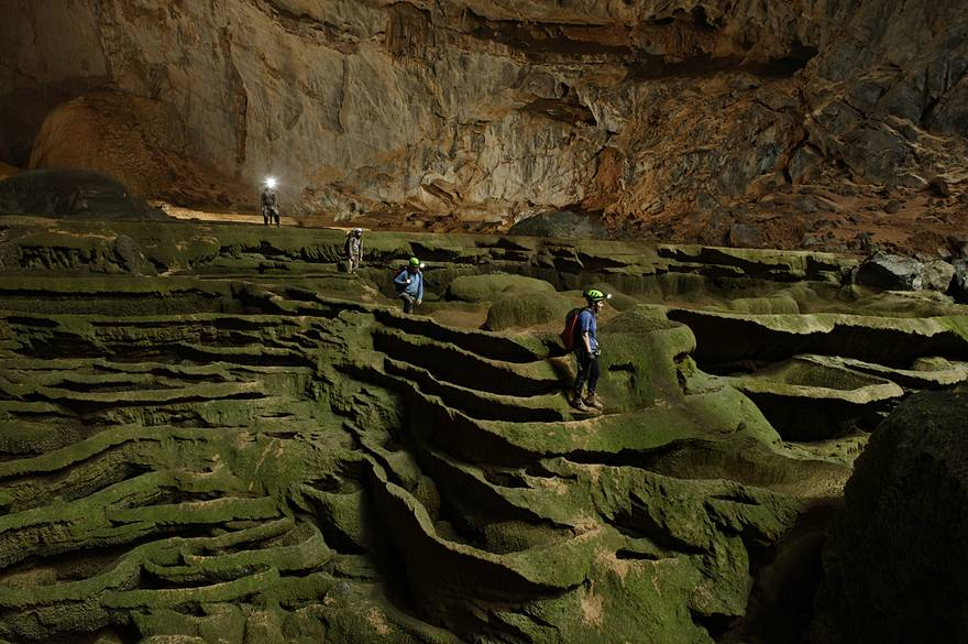 Son Doong Cave – The World's Largest Cave
