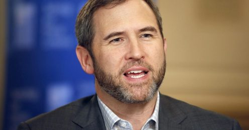 Ripple CEO: Bitcoin Controlled by Chinese, Absurd to Think it Could be Primary World Currency