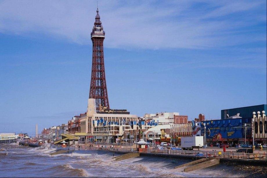Blackpool Tower, England