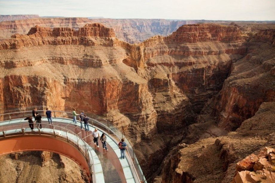 The Grand Canyon Skywalk