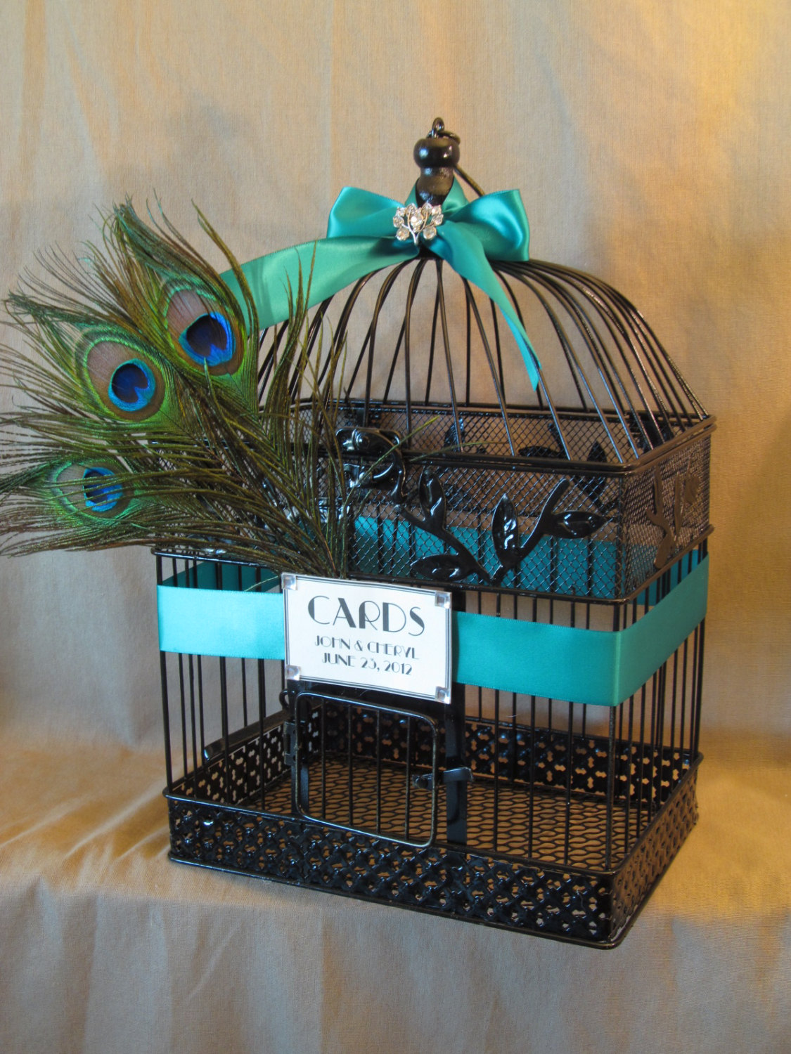 Peacock Bird Cages Alternabrides