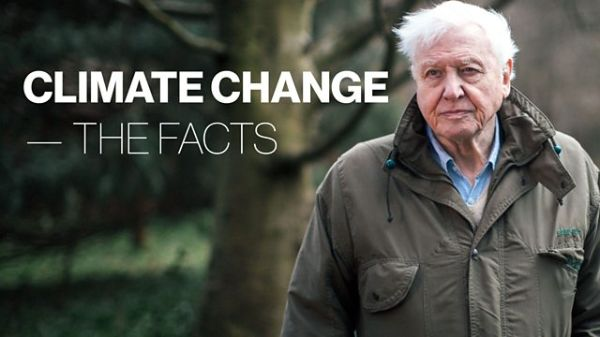 Climate Change The Facts By Sir David Attenborough