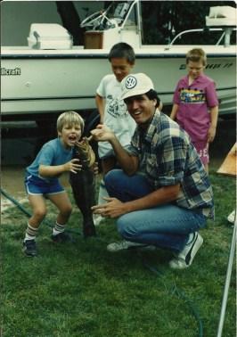 Fishing ~ 1987