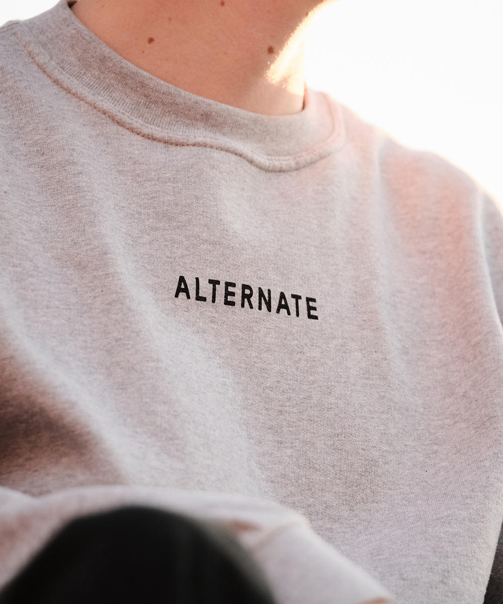 #SS20 Grey Abstract Sweat 3