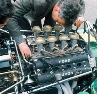Alternate Supercars The Ford-Cosworth DFV, The Inside Story