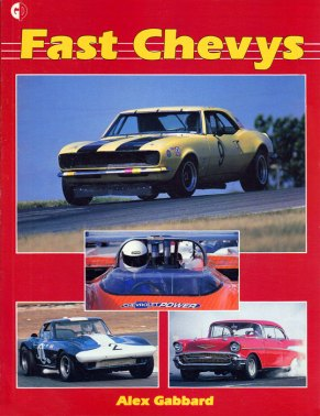 Fast Chevys book