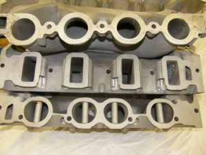 Ford 427 FE manifolds