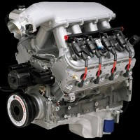 COPO 427 crate engine