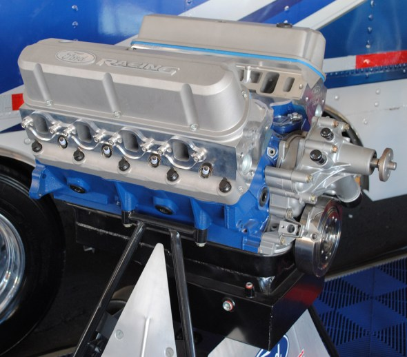 Z460 crate motor