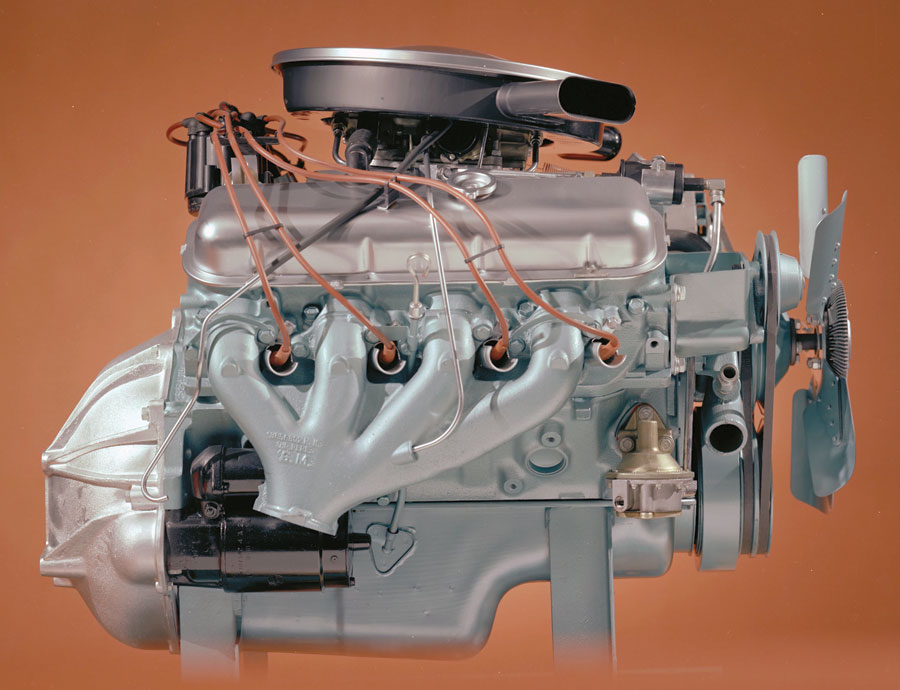 396 Chevy